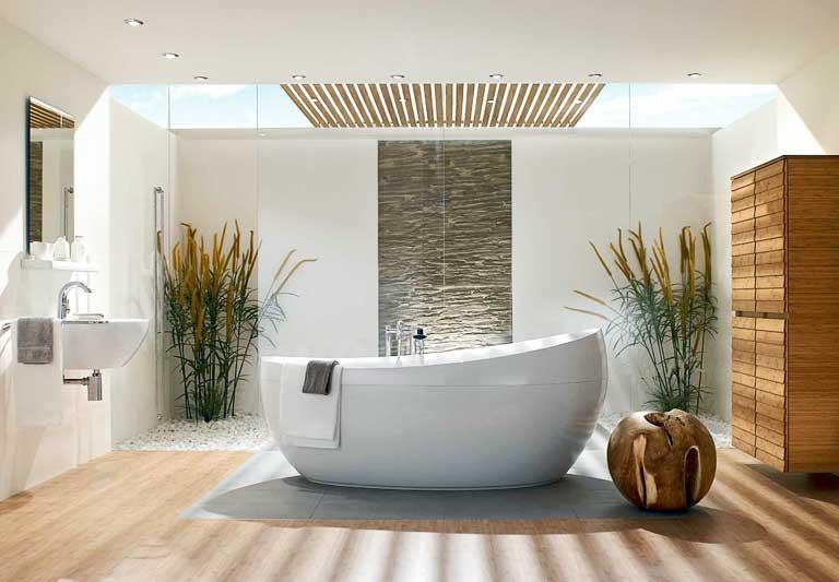 Badkamer Grote Tegels : badkamer met grote tegels