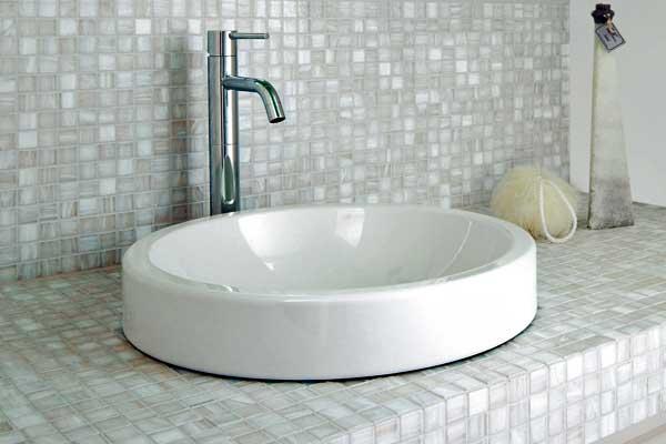 Badkamertegels Mozaiek  Badkamertegels wandtegels vloertegels en tegelstroken